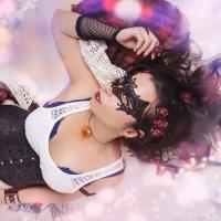 Волшебная... :: Elena Kovach