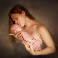 Быть мамой - это самое большое счастье! :: Полина Филиппова