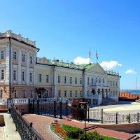 Северный корпус Пушечного двора в Казанском кремле :: Денис Кораблёв