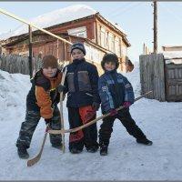 Трус не играет в зоккей :: Алексей Патлах