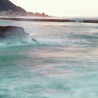 Море на закате :: Юлия Куликовская