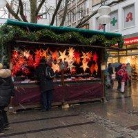Рождественнская ярмарка, Мюнхен :: Анастасия Богатова