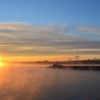 Морозное утро :: Валерий Рыжов