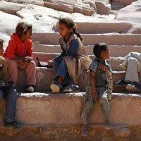 Дети пустыни :: Николай Танаев