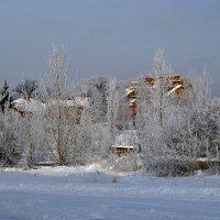 Однажды, в студёную зимнюю пору... :: Алексей Бубнов
