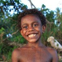Дети Папуа Новой Гвинеи :: Антонина