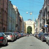 Санкт-Петербург. Улица Галерная /Красная/ :: Фотогруппа Весна.