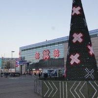 Елка на Вокзальной площади :: imants_leopolds žīgurs