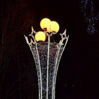 Ночь, улица, фонарь... :: Ольга