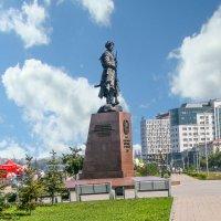 памятник основателям Иркутска-2 :: Vladimir Egoshin