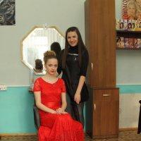 Мастер и модель :: Екатерина Василькова