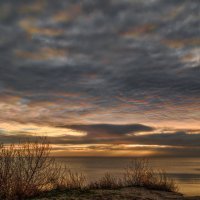 Морской пейзаж :: Константин Бобинский