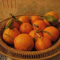 Оранжевое настроение.... :: Алёна Савина