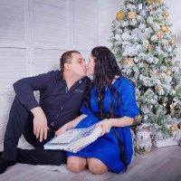 Новогодняя фотосессия. Love story. :: Юлия Рева