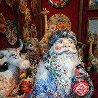 Дед Мороз и Ко  поздравляют с наступающим Новым Годом !!! :: Galina194701