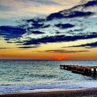 Море просыпается :: Vladimir Lisunov