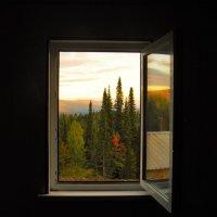 Окно :: Сергей Чиняев