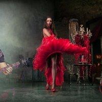 «В безумном танце танго живет моя душа ...» :: vitalsi Зайцев