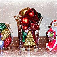 С наступающим Новым годом! :: Nina Yudicheva