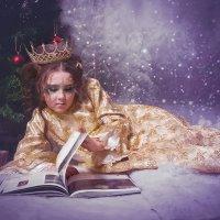 Сказочная принцесса :: Галина Данильчева