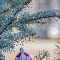 Новогодние игрушки :: Юлия