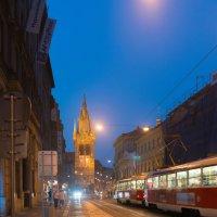 Вечерняя Прага :: Олег Неугодников