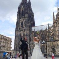 Свадебная фотосессия. :: Anna Gornostayeva