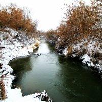 река Вожа :: Вадим Виловатый