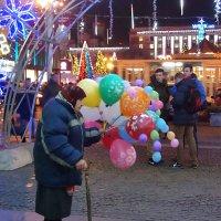 Кому шарики Новогодние?! :: Наталья
