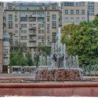 Фонтан на Болотной площади... :: марк