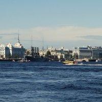 Сампсониевский мост (мост Свободы). Основан 1847г :: Владимир Гилясев