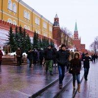 В  Александровском саду :: Владимир Болдырев