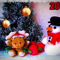С Новым годом! :: Nina Yudicheva