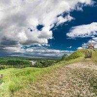 Никольская гора село Сурское Ульяновская область :: Михаил Стариков