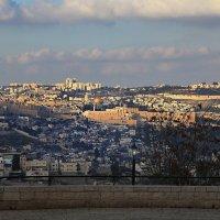 Под небом голубым есть город золотой. :: Alex S.