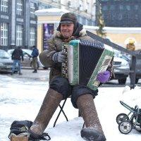 И в снег и в дождь... :: cfysx