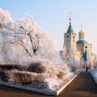 Храм Покрова Пресвятой Богородицы :: Андрей Селиванов