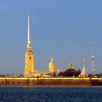 Петропавловская крепость :: Вера Щукина