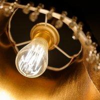 Лампа под абажуром :: Андрей Майоров
