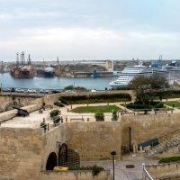 Порт Валлетта, Мальта :: Witalij Loewin
