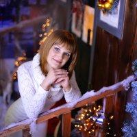 новогоднее счастье :: Ольга Гребенникова