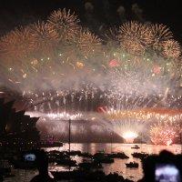 Новый год в Сиднее.Австралия :: Антонина