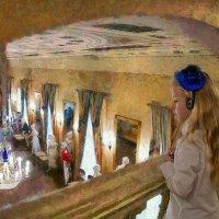 Этот зал... Будет бал...? :: Ирина Данилова