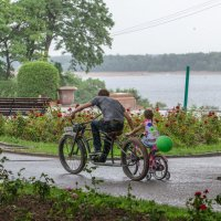 Внезапный дождь. :: Павел Лушниченко