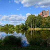 Под небом голубым, есть город золотой :: Сергей Егоров