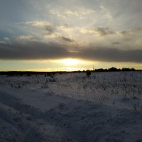 Перед закатом :: Глен Ленкин