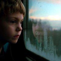 Утро в поезде :: Ася Бурова