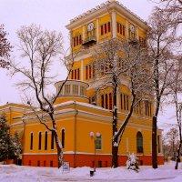 зимняя башня :: Александр Прокудин