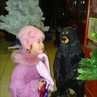 Ты из лесу вышел?! :: Нина Корешкова