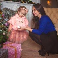 Новый год :: Анастасия Макиенко